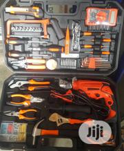 Electrical Tools Box With Drill Machine | Hand Tools for sale in Abuja (FCT) State, Dei-Dei