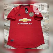 Manchester United Home Jersey | Sports Equipment for sale in Lagos State, Ikeja