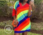 Short Colorful Gown | Clothing for sale in Lagos State, Ikeja