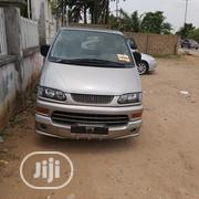Mitsubishi L300 2004 Space Gear Silver | Buses & Microbuses for sale in Lagos State, Ikeja