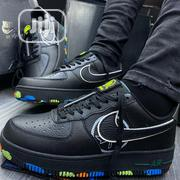 Nike Air Force NYC Parks Black Sneakers. | Shoes for sale in Lagos State, Lagos Island