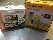 Color Video Doorphone System | Home Accessories for sale in Abuja (FCT) State, Garki 1