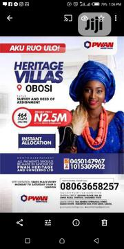 Heritage Villas Obosi Near Onitsha | Land & Plots For Sale for sale in Anambra State, Onitsha