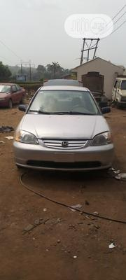 Honda Civic 2002 Silver   Cars for sale in Oyo State, Akinyele