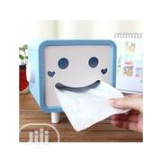 Smiley Face Tissue Box | Home Accessories for sale in Lagos State, Surulere
