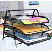 3 Tier Document, Letter Tray, Desk Organizer | Stationery for sale in Lagos State, Surulere