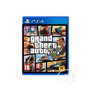GTA5 CD for Ps4 | Video Games for sale in Lagos State, Ikeja