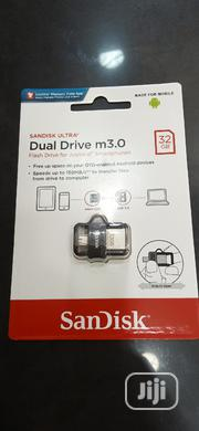 Sandisk 32GB Ultra OTG Dual USB Flash Drive | Computer Accessories  for sale in Lagos State, Ikeja
