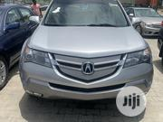 Acura MDX 2008 SUV 4dr AWD (3.7 6cyl 5A) Silver | Cars for sale in Lagos State, Lekki Phase 2