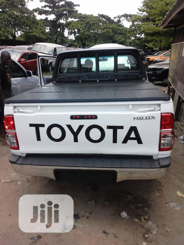 Boot Cover Toyota Hilux Folding