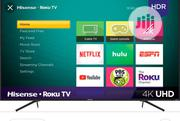 Hisense 75 Smart Tv | TV & DVD Equipment for sale in Lagos State, Ojo