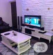Portable Adjustable TV Stand And Center Table | Furniture for sale in Lagos State, Lekki Phase 2