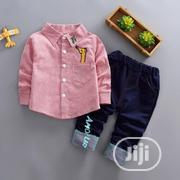 Boy Trousers and Shirt Complete Wears   Children's Clothing for sale in Lagos State, Lagos Island