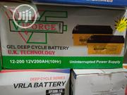 200AH Battery | Electrical Equipment for sale in Lagos State, Ojo