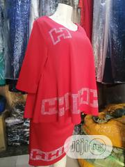 Stone Skirt and Flair Top Suitable for All Outing on Easter Sales   Clothing for sale in Lagos State, Orile