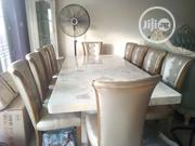 Executive Marble Dining by 8 | Furniture for sale in Lagos State, Ojo