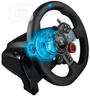Logitech G29 Car Racing Wheel+Logitech Cooling Pad | Vehicle Parts & Accessories for sale in Lagos State, Ikeja