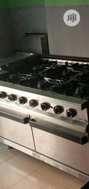 6 Burner Cooker With Double Oven | Restaurant & Catering Equipment for sale in Lagos State, Ojo