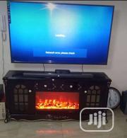 New Quality Fire Place TV Stand | Furniture for sale in Lagos State, Ikeja
