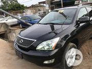 Lexus RX 350 XE 4x4 2007 Black   Cars for sale in Lagos State, Ikeja
