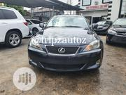 Lexus IS 2008 250 Gray | Cars for sale in Lagos State, Ikeja