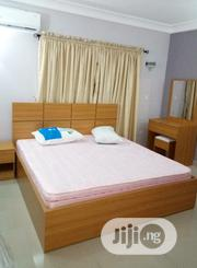 6by6 Bed Frame With a Dresser | Furniture for sale in Lagos State, Ajah