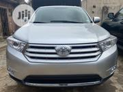 Toyota Highlander Limited 3.5l 4WD 2013 Silver | Cars for sale in Lagos State, Ikeja