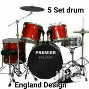 Premier Drum Set. 5 Set. | Musical Instruments & Gear for sale in Lagos State, Yaba