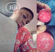 Permanent Pink Lip Balm and Scrub | Skin Care for sale in Delta State, Oshimili South
