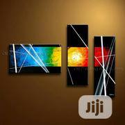 Abstract 3in1 Paintings | Arts & Crafts for sale in Abuja (FCT) State, Gwarinpa