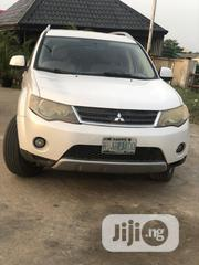 Mitsubishi Outlander 2009 2.4 White | Cars for sale in Lagos State, Ojota