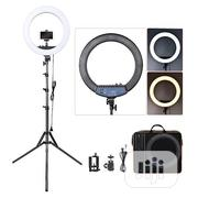 18 Inch Dimmable/ Two-tone Ring Light | Accessories & Supplies for Electronics for sale in Abuja (FCT) State, Garki 2