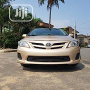Toyota Corolla 2012 Gold | Cars for sale in Lagos State, Maryland