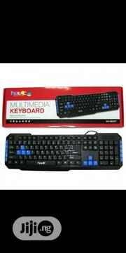 Havic Keyboard For All Computer | Computer Accessories  for sale in Lagos State, Yaba