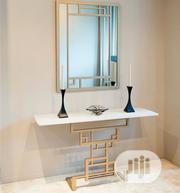 Aron Model Console With Mirror | Home Accessories for sale in Lagos State, Ajah