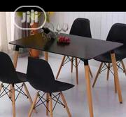 This Is Brand New Quality Four Seaters Dining Table It Is Very Strong | Furniture for sale in Lagos State, Ikeja
