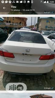 Honda Accord 2014 White | Cars for sale in Lagos State, Ajah