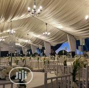 Marquee Full Option Tent | Party, Catering & Event Services for sale in Lagos State, Amuwo-Odofin