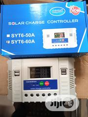 High Quality 12v24v36v48/60ah Solar Charge Controller | Solar Energy for sale in Lagos State, Lagos Island