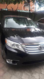 Toyota Avalon 2011 Black | Cars for sale in Lagos State, Mushin
