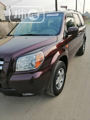 Honda Pilot 2007 EX 4x2 (3.5L 6cyl 5A)   Cars for sale in Lagos State, Ajah