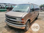 Tokunbo 01 Chevrolet Express 2001 | Buses & Microbuses for sale in Lagos State, Amuwo-Odofin