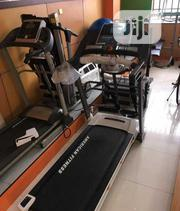 American Fitness 2.5hp Treadmill | Sports Equipment for sale in Lagos State, Ikeja