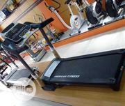 American Fitness 2.5hp Treadmill With Massager   Sports Equipment for sale in Lagos State, Apapa