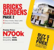 Cheap Lands in Ibeju Lekki From 700K   Land & Plots For Sale for sale in Lagos State, Ibeju