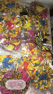 Ankara And Satin Hair Bonnets | Clothing Accessories for sale in Lagos State, Gbagada