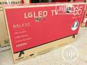 New Arrival LG 65inch Full Hd LED (65LK50) Pure Color Energy Saving | TV & DVD Equipment for sale in Lagos State, Ojo
