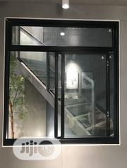 Aluminum Windows With Burglary And Net Frame | Windows for sale in Lagos State, Agege