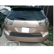 Lexus RX 2004 Gold | Cars for sale in Rivers State, Port-Harcourt