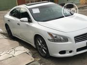 Nissan Maxima 3.5 S 2010 White | Cars for sale in Lagos State, Lekki Phase 2